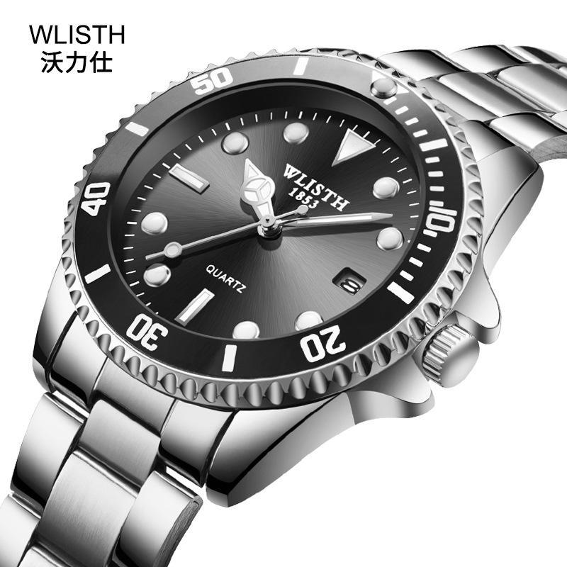 2021 мужская механическая нержавеющая сталь автоматическое движение новых моды дизайнер профессиональные наручные часы 662