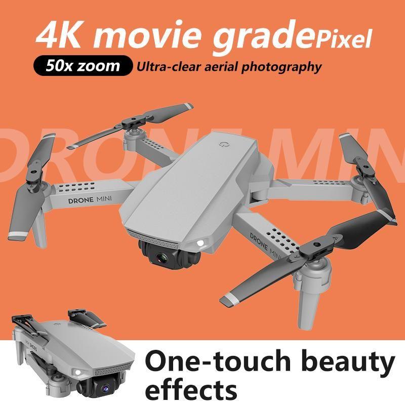 Новый 4K HD Drone X Pro WiFi FPV Камера 1 Аккумуляторы 3D Складной Arm Безгикованные Quadcopter Широкоугольный Двойная Камера Высокопридерживаемый режим 2020