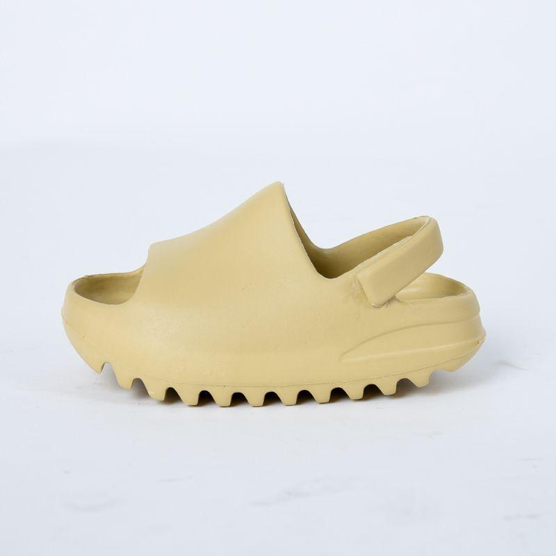 소년 소녀 거품 비치 여름 슬라이드 뼈 수지 아기 유아 아이 성인 슬립 - 온 패션 샌들 어린이 경량 물 신발 C1002