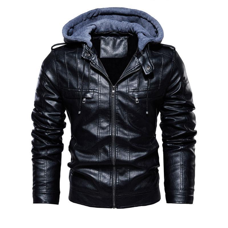 Männer Jacken warm verdicken Winterjacke Parkas Mantel Thermal Herren Kleidung Mode Männer Baumwolle Daunen Hoodies Mäntel #C