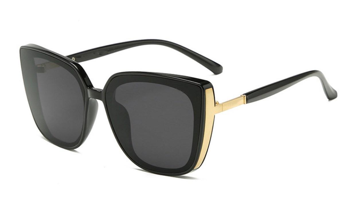 2021 جديد الكلاسيكية الرجعية مصمم النظارات الشمسية الأزياء الاتجاه 9286 نظارات الشمس المضادة للوهج uv400 نظارات عارضة شحن مجاني