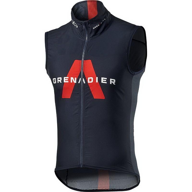 Windstopper 2020 Ineos Grenadier Pro Team Sans manches Veste Veste Veste Vest Gilet Vêtements Vêtements Vélo Maillot Ciclismo C0123
