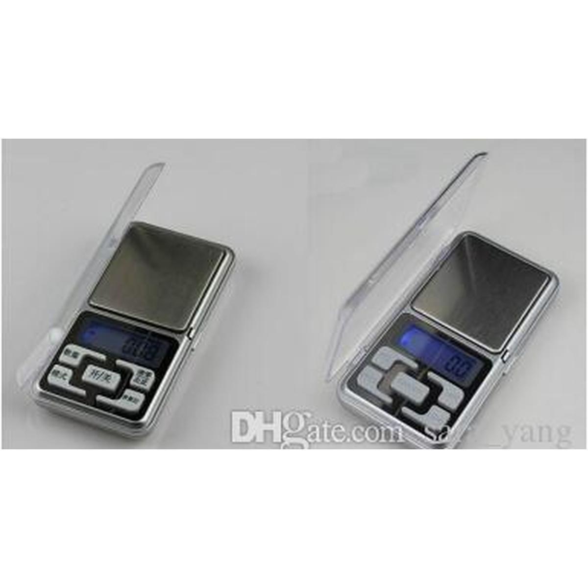 200 ADET Elektronik LCD Ekran Ölçeği Mini Cep Dijital Ölçekli 200g * 0.01g Tartım Ölçeği Ağırlık Ölçü WMTQPD HOMES2011