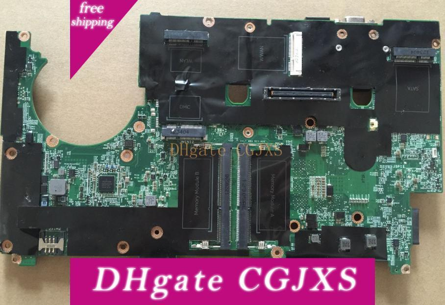 Original Laptop Motherboard Independent Gpu Version Dpn 8yfgw For Precision M6600