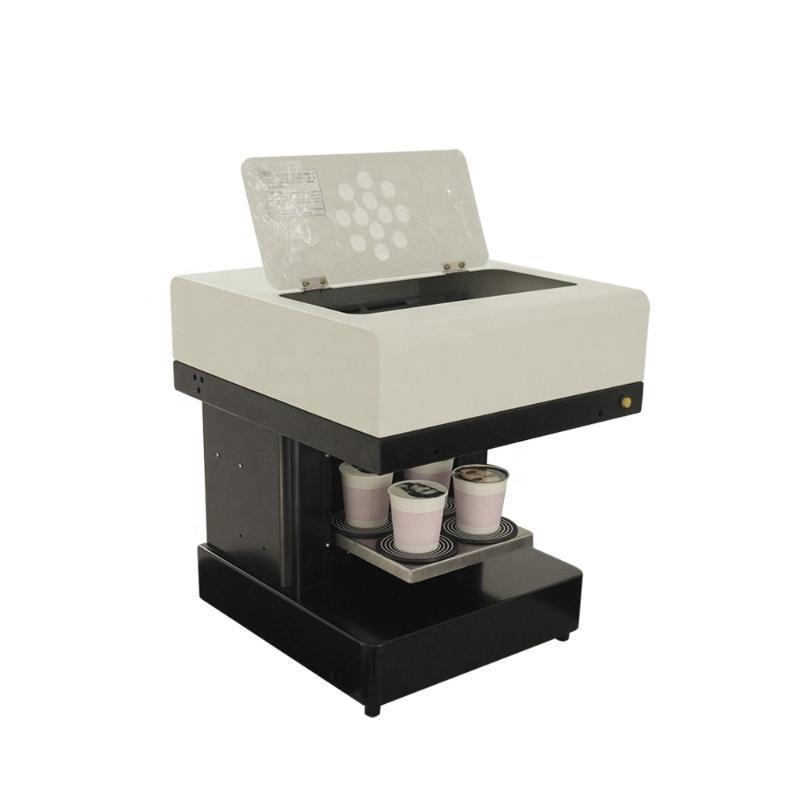 2020 Factory outlet coffee printing machine edible ink printer 3d digital