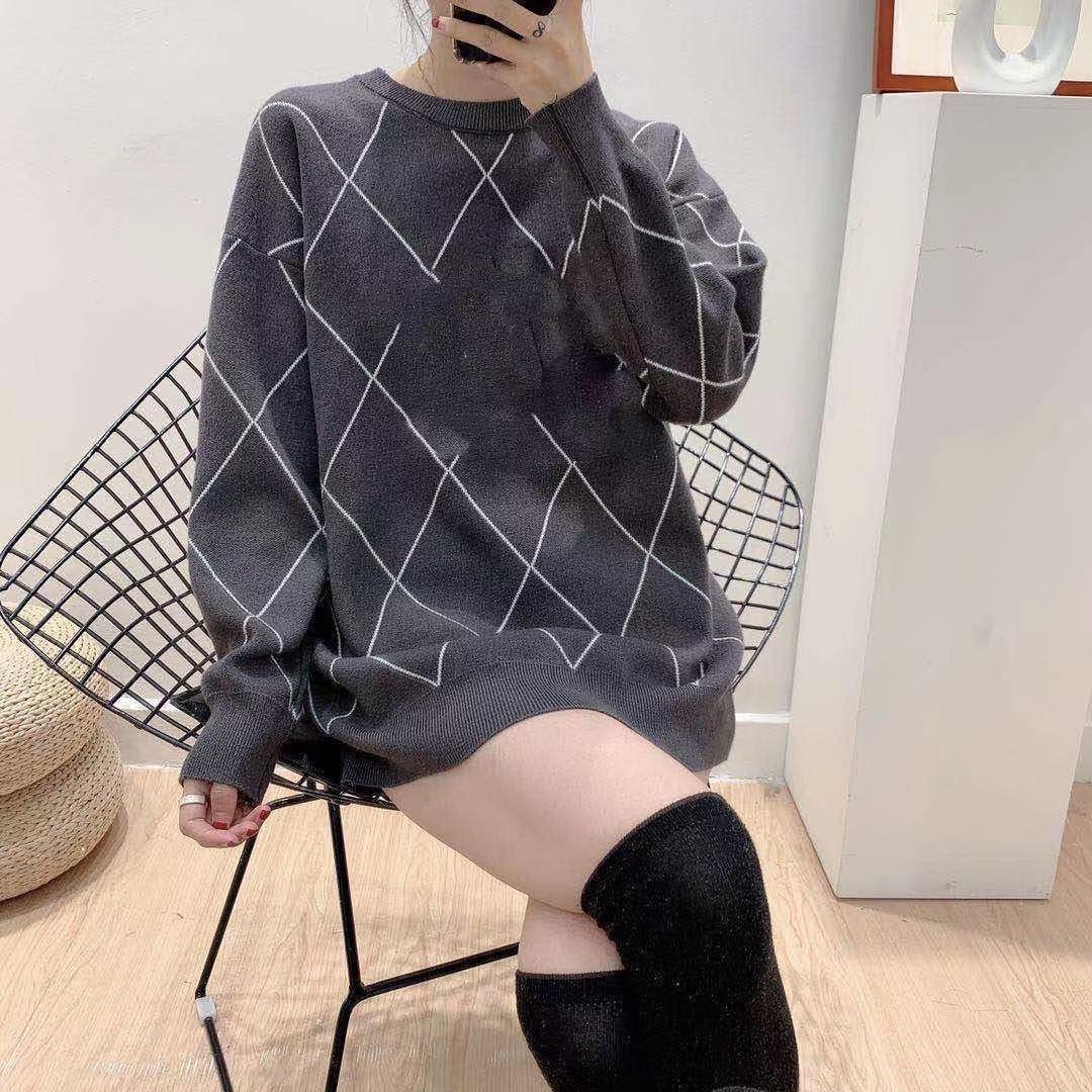 Frauen Designer Pullover Frauen Designer Kleidung 2020 Mode Web Celebrity Dieselben Stil Frauen Pullover Pullover Mantel Europe Station Druckungen