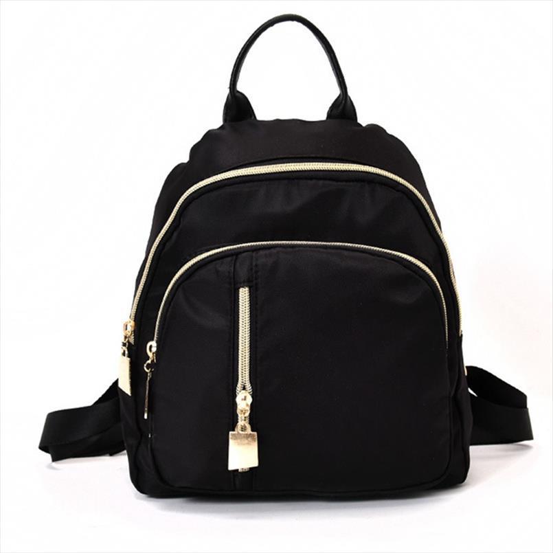 Nuovo piccolo di modo Zaino Hotsale Donne di acquisto della borsa signore Bookbag Travel Bag Studente di scuola Zaini