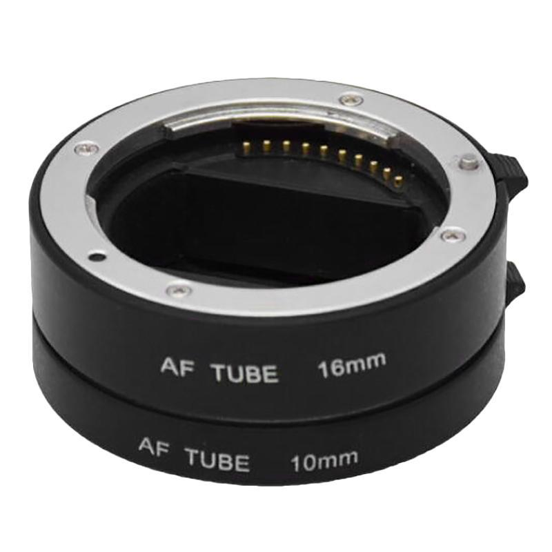 NEX por Close-Up Anel Macro Anel Adaptador de 10 milímetros 16 milímetros eletrônico Autofoco E Monte