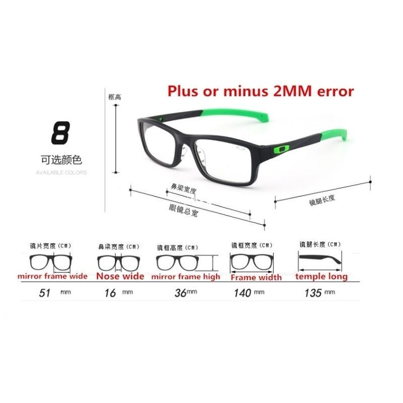 NewFinished نظارات للرجال أعمال الحاسوب نظارات قصير البصر نظارات OPTICAL FRAME2021