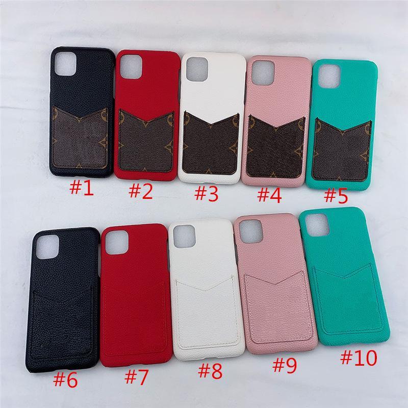 Чехол для телефона Для iPhone 11 Pro Max 8 8plus для iPhone X XS Max 6 7 7plus кожи карты карманного телефона Случаев