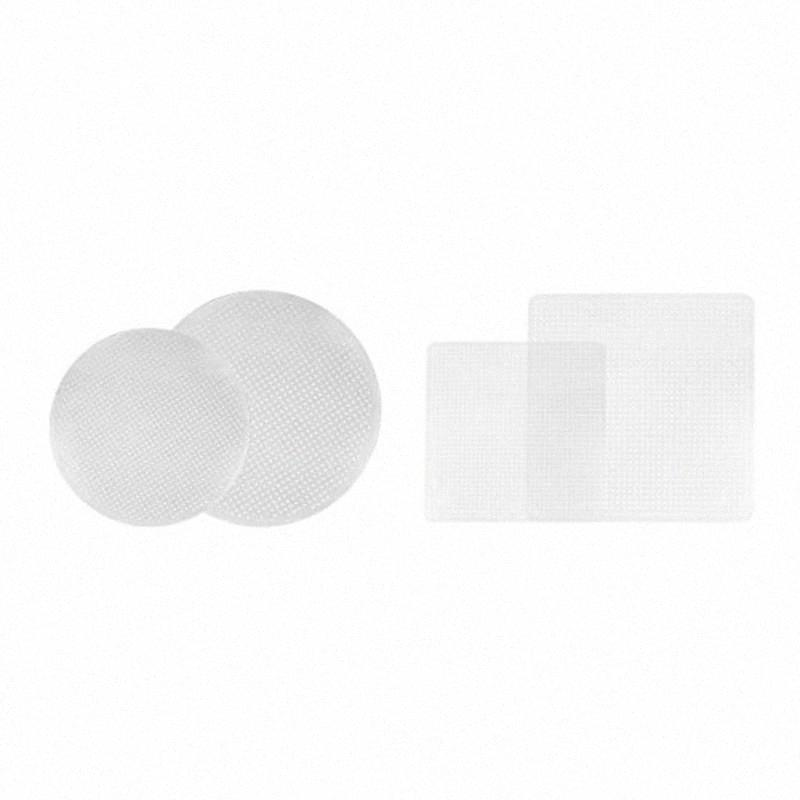 Las cubiertas para almacenamiento de silicona, 4 paquetes de diferentes tamaños de silicona estiramiento Tapas para Bowl, Can, tarro, etc. gunm #