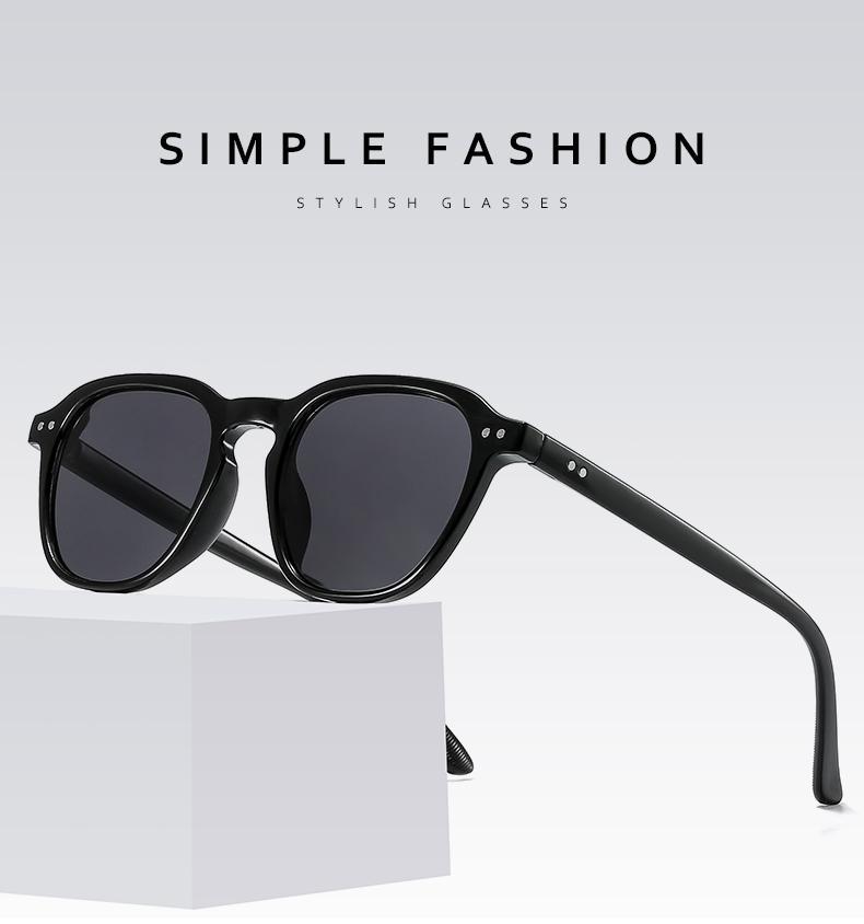 Mulheres uv400 retrô senhoras novas óculos vintage óculos grandes quadro 3397 oval sol feminino mujer elegante masculino mvndu
