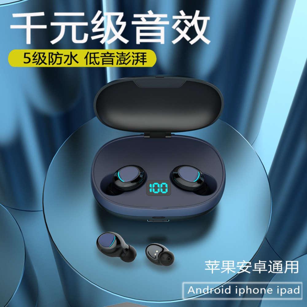 Auriculares Bluetooth nuevos Bluetooth T3s Binaural TWS5.0 Mini Pantalla de Power Power