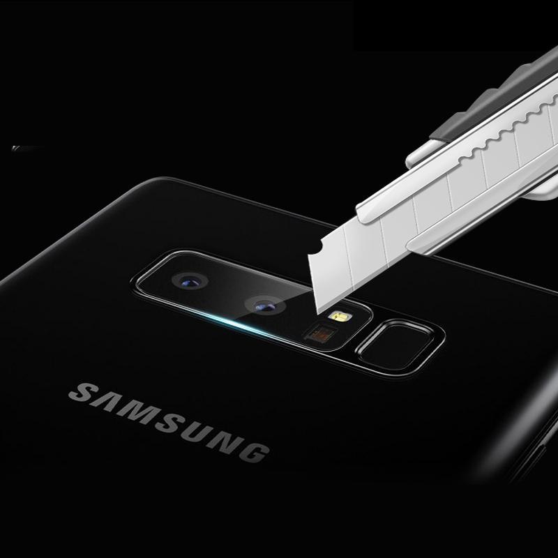 كاميرا شاشة السينما حامي عدسة للحصول على سامسونج غالاكسي S9 S8 زائد زائد S10 S20 S20u حامي شاشة سامسونج ملاحظة 20 20+ A51 A31 A41 A51 (5G)