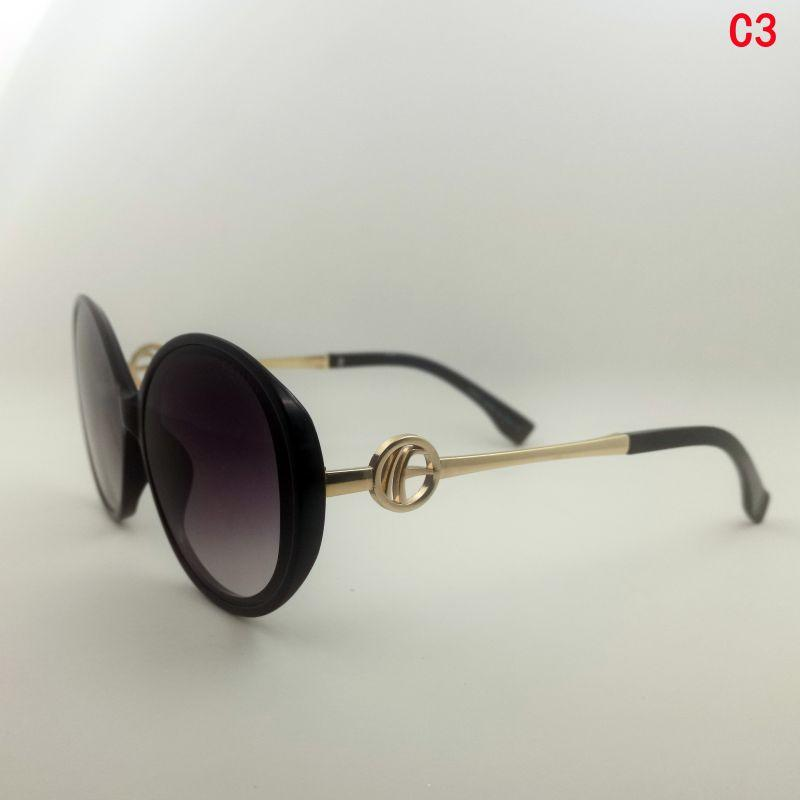 Mujeres Ojo Piloto Gafas Sonnenbrille Cat Piloto Gafas de sol Diseñadores Mujer Gafas Sol Adumbral Gafas de sol UV400 De Gafas Mujeres Sunglasse VPWH