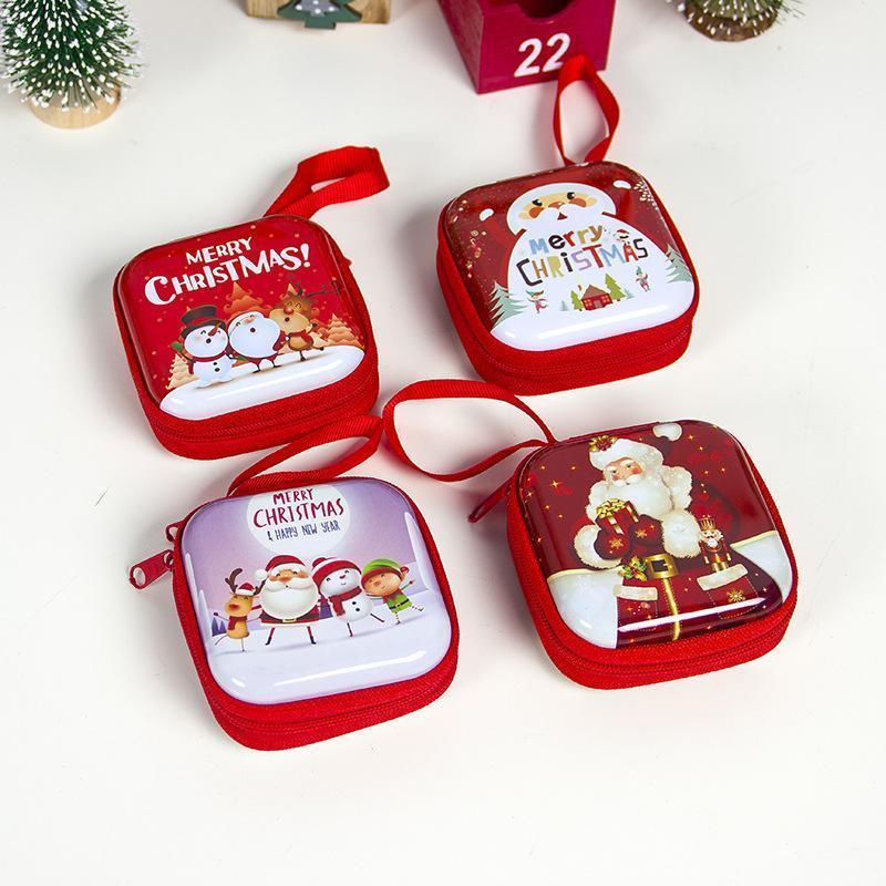 Navidad 2020 Ornements de Noël pour la maison Joyeux Noël Cadeau Bag Noel Enfèvements de Natal Crismas Decor Nouvel An 2020, Q1