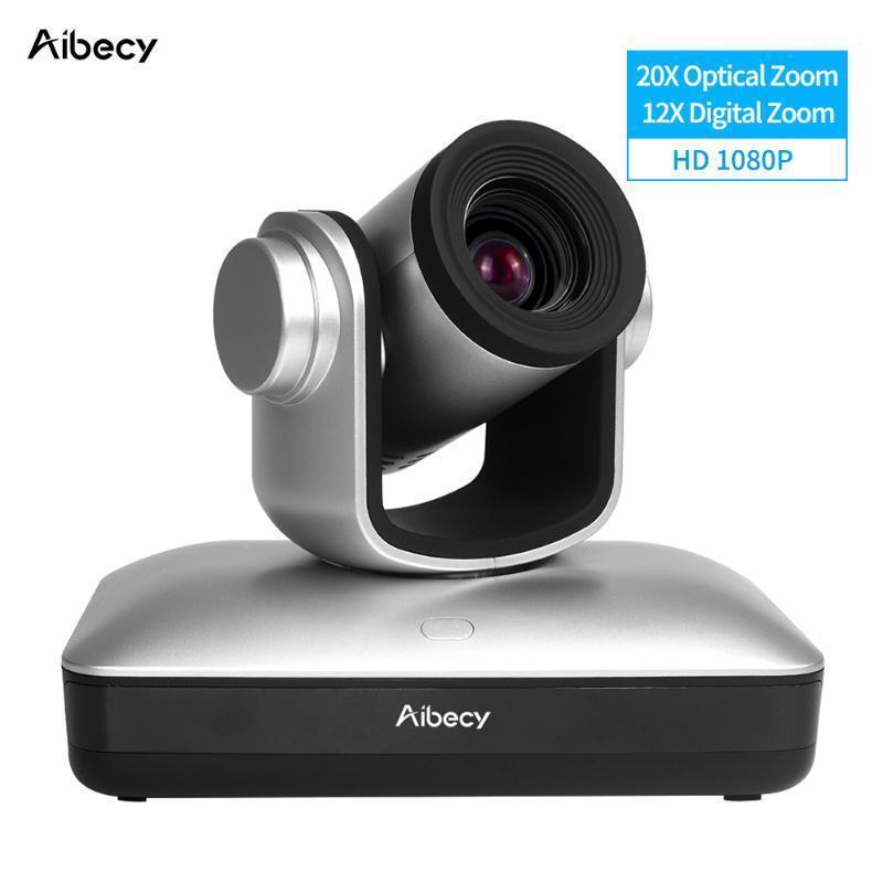 Full HD 1080p Kamera Videokonferenz Cam 20x Optical 12x Digital Zoom Auto Focus PTZ Fernbedienung für Business Live Meeting1