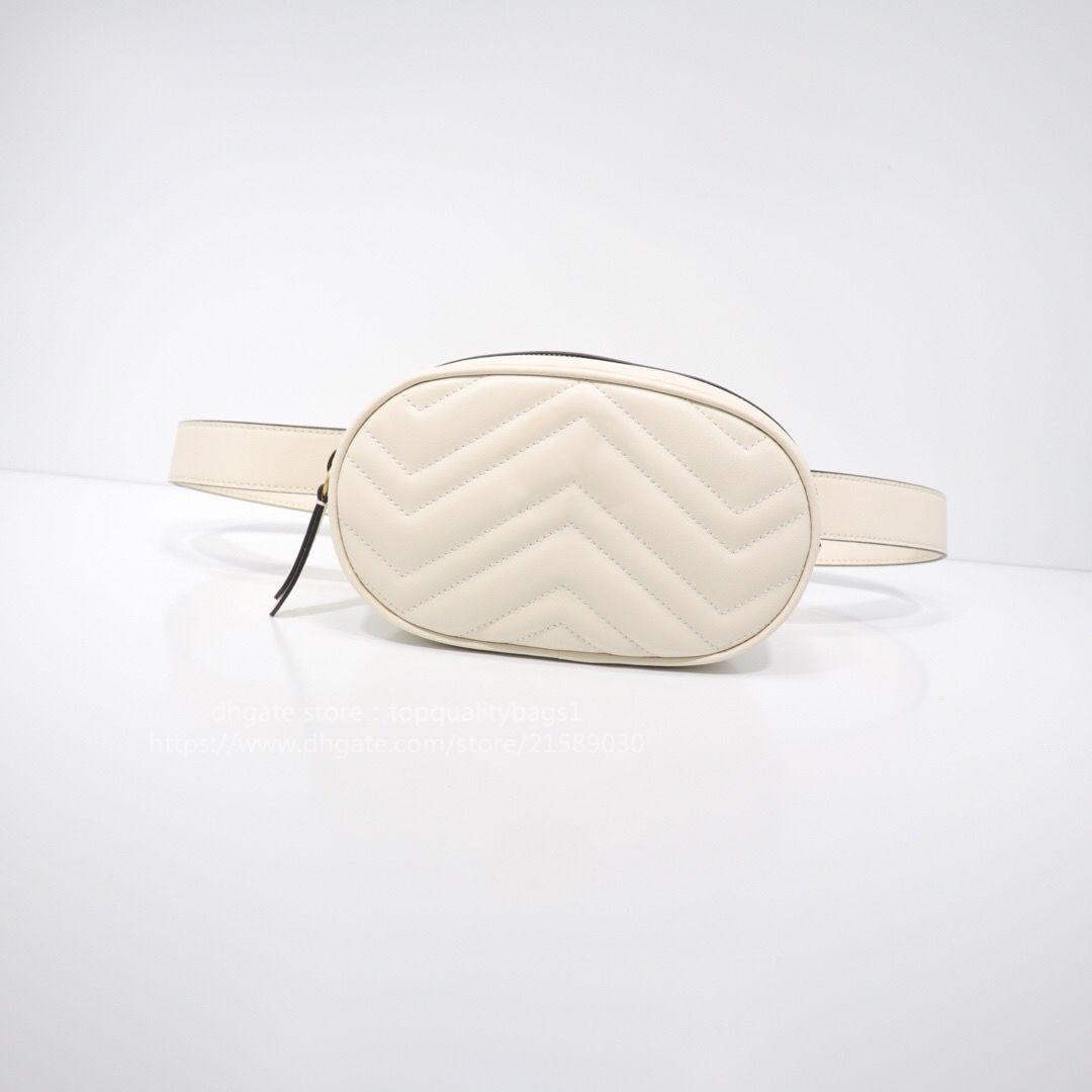 2022 Hot Venduto Fashion Genuine Pelle Pelle Top Quality Donne Lussurys Designer Borsa a tracolla Uomo Portafoglio Designer Classico Borsa in vita Shipin