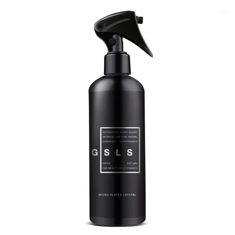 GSLS 300 ml Coche completo Nano Revestimiento de líquido Abrigo Spray Hidrofóbico Pintura de cera líquido Capa de cristal de cristal de protección Protector Revestimiento 1