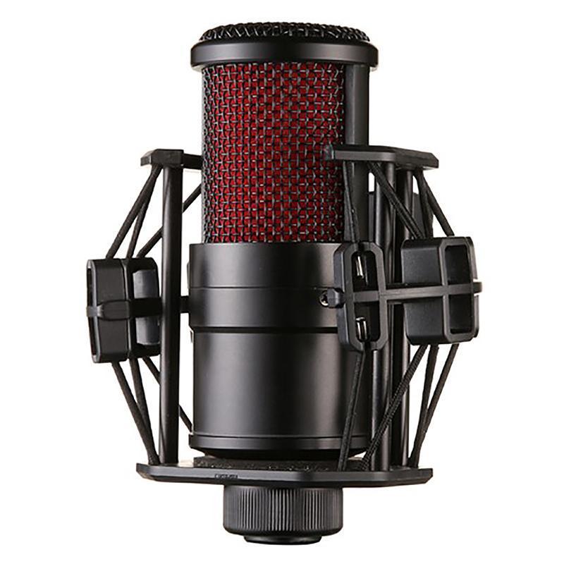 Kit microfono V500 con o cavo antiurto Live Clip Broadcast microfono a condensatore