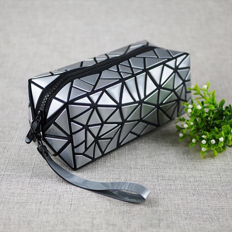 Portable Waterproof Women Bag Travel Foldable Portable PU Bag Cosmetic Bags Makeup Organizer Large Gargle Wash Capacity Home Dlblh