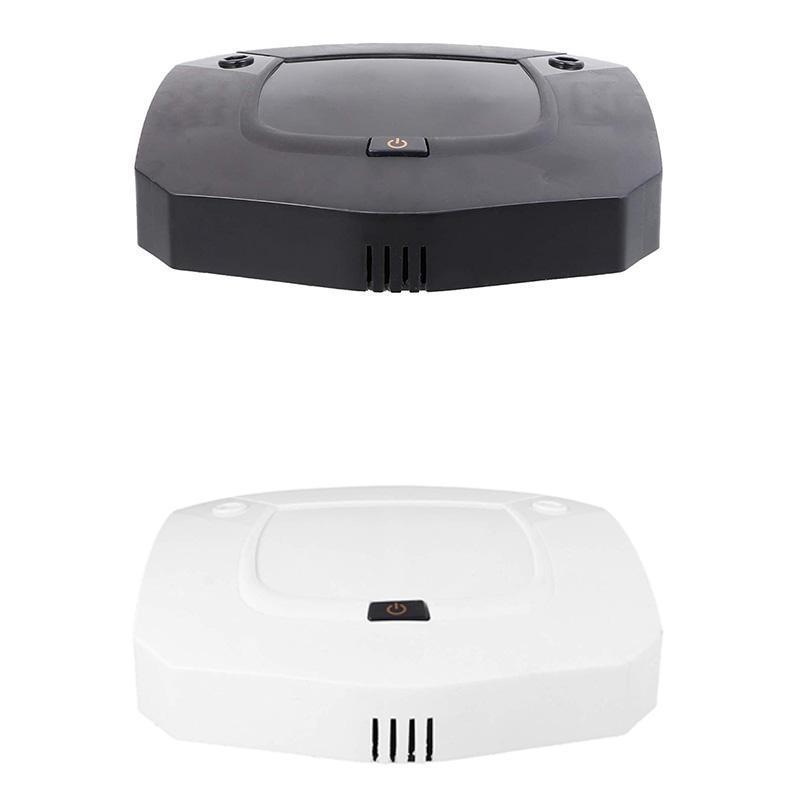 روبوت فراغ مكنسة كهربائية الروبوت مع USB شحن أوضاع تنظيف متعددة للأحزام الشعر الطابق الثابت