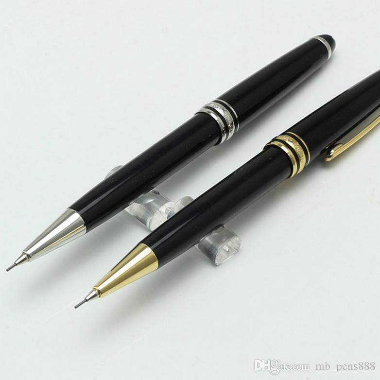 Sınırlı Sayıda Sınırlı Sayıda Kalem Klasik MST Mekanik Kalem 0.7mm Altın Ve Gümüş Klip Kalem Kırtasiye Malzemeleri