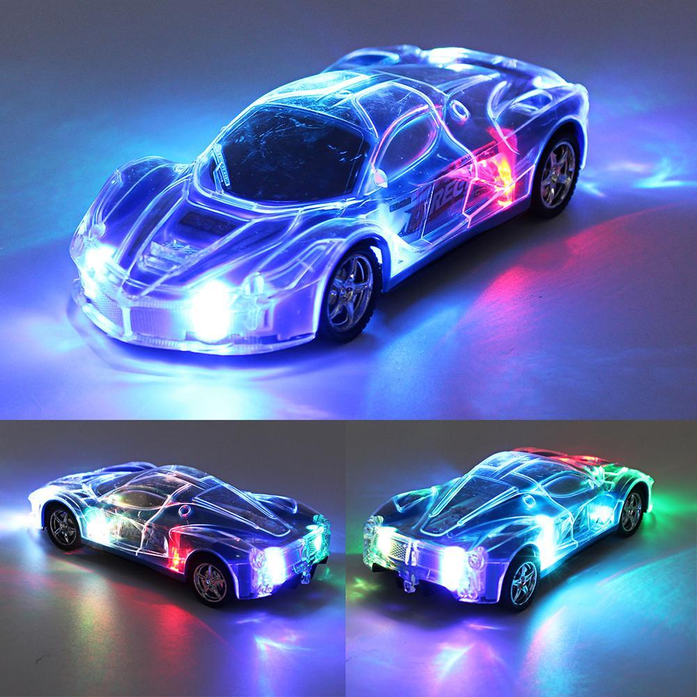 1/24 RC-Rennwagen Spielzeug High Speed Fernbedienung Simulationsmodell 3D-Licht RC Elektro-Spielzeug für Kinder Geburtstag Fröhliches Chritmas Geschenk