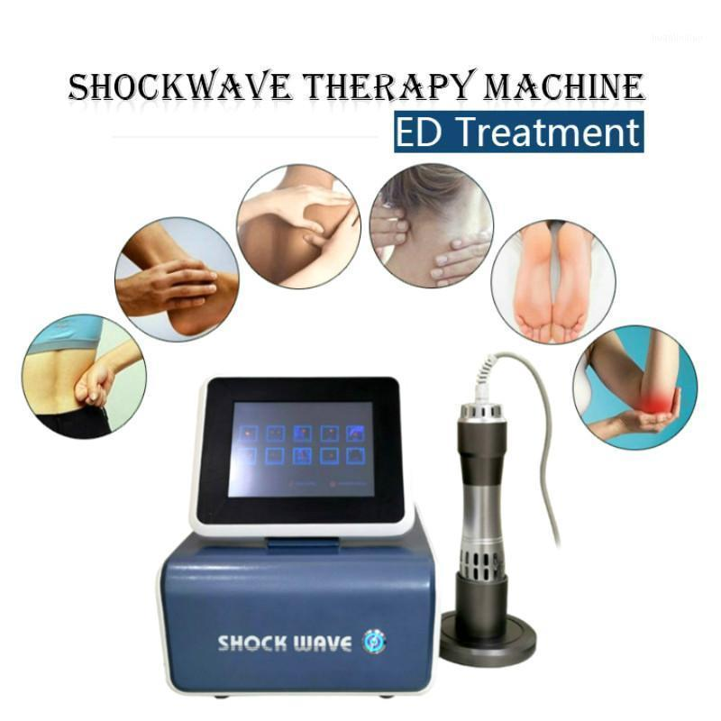 SmartWave estetik radyal akustik şok dalgası terapi ekipmanları için golf eklemleri ağrı dalga terapi vücut zayıflama1