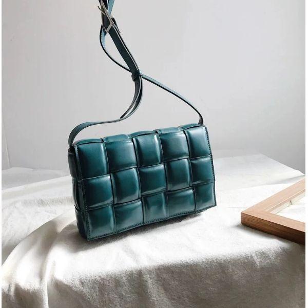 Женские сумки продали Crossbody All-Match Whate Green Bag 2020 Плечо Мессенджер Новые сумки Дизайнеры Горячие Кошельки Дизайнер Сумки Сумки DVQKP