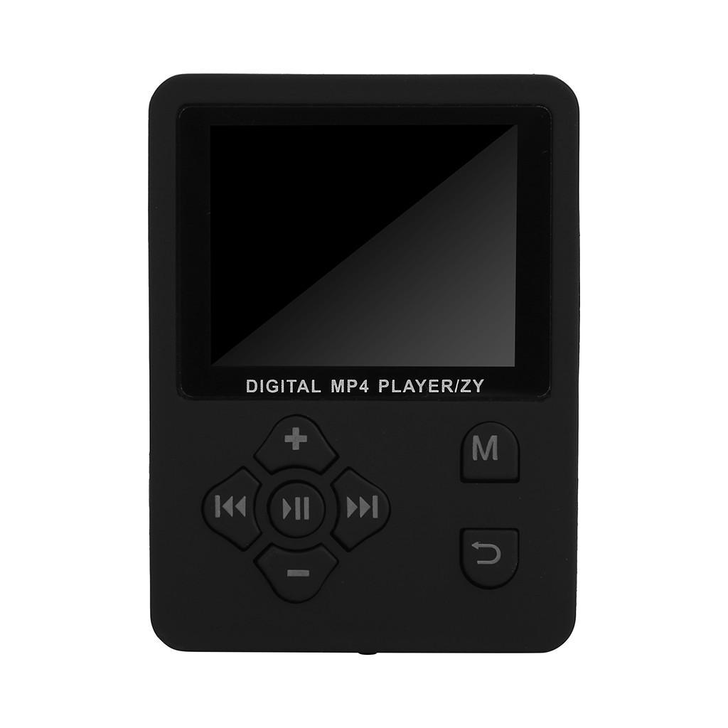 L 2019 Портативный MP3 MP4 Музыкальный проигрыватель 1.8inch Цвет экрана FM Radio Recorder Видео фильм JN5