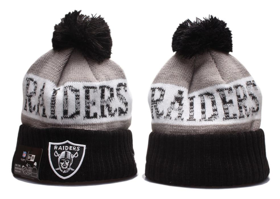 Yjyb2b 2020 New HOT Selling Men Women Raider Fashion Beanies Brand Fans Hip Hop Baseball 100th Cuffed Knit Skull Caps Out Door Beanie Ha
