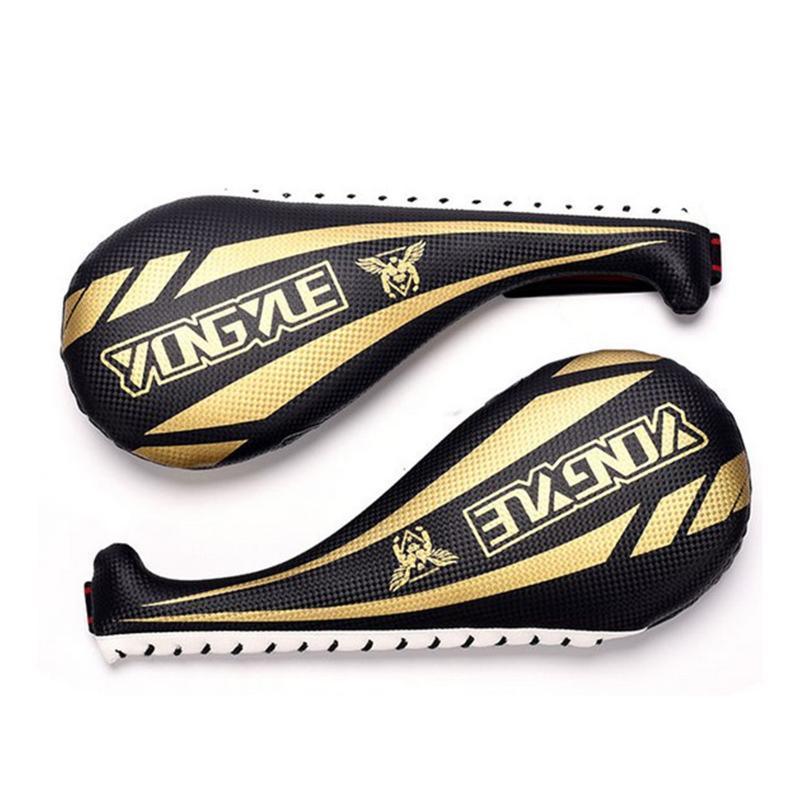 Taekwondo Pie Target Ring Target Forks Traekwondo Piedra Pierna Pierna Sanda Boxeo Mano Lucha Foot