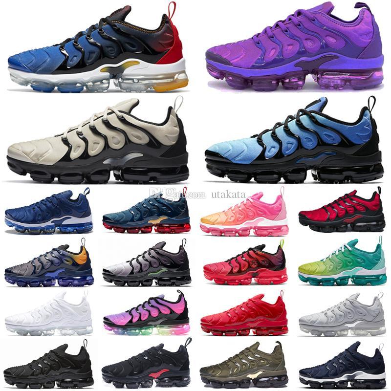 2020 tn بلس الاحذية النساء الرجال الثلاثي الأبيض الأسود الذهب الجشع في جميع أنحاء العالم be ture أوريو هايبر الأزرق رجل المدربين الرياضة أحذية رياضية 36-47