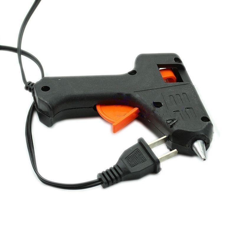 2020 20W Glue Gun Professional High Temp Ремонт инструмента кремния горячего расплава клея инструменты пушки питания штепсельной вилки США Free