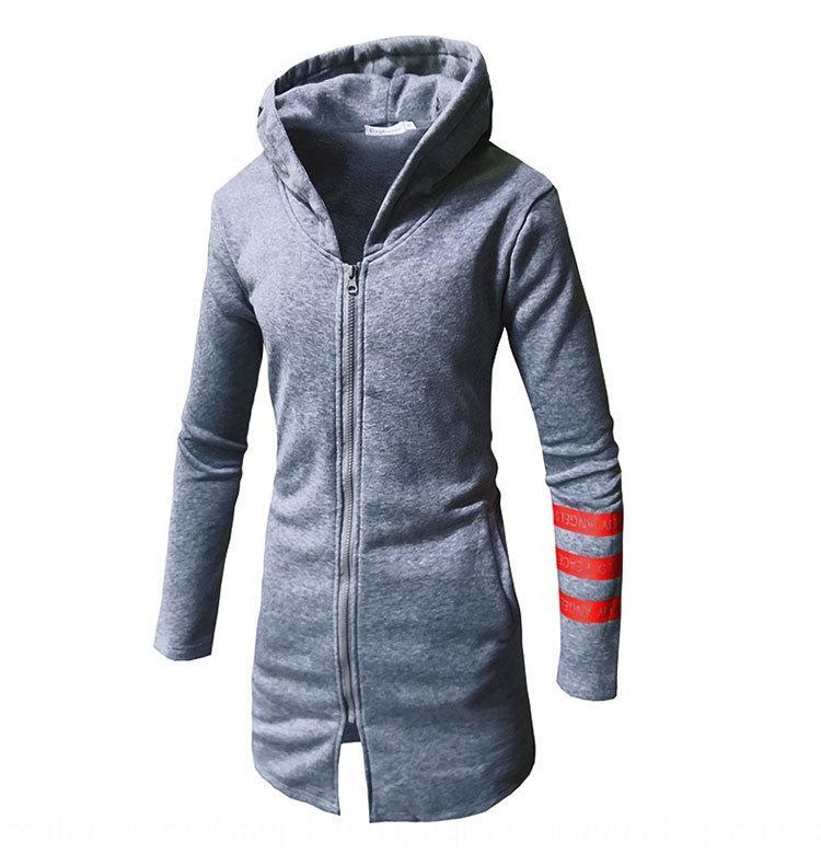 2020 Herbst und Winter neuer Casual gedruckt lang 2020 Männer Pullover sweaterautumn und Winter neue beiläufige Männer gedruckt lange Pullover 7SoUJ 7SoUJ
