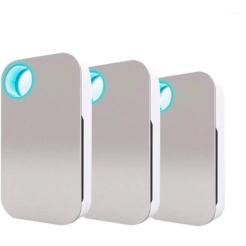 Air Genie Plug Frumber в воздухе Освежитель современного дизайна Запах Eliminator для фурнитура для ванной комнаты Подвалы и более 3 Pack US Plug1