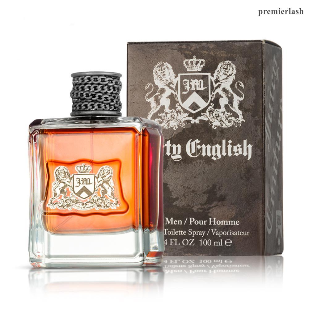 Sujo Inglês 100ml por Homens EDT Perfume Fragrance Pour Homme Longa Duração cheiro bom Hot Sell Top Quality