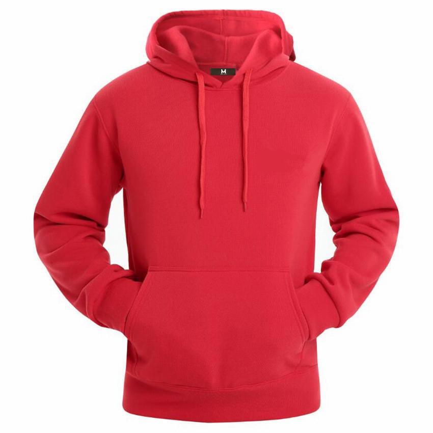 Homens de Moda Hoodies Primavera Outono Masculino Casual cor sólida camisola Hoodies hoodies camisolas dos homens cobre 201019