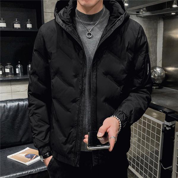 2020 Новая зимняя мужская куртка, дизайнер роскошный пуховик, мужчины легкий теплый с капюшоном тонкий мода пуховик зимняя куртка