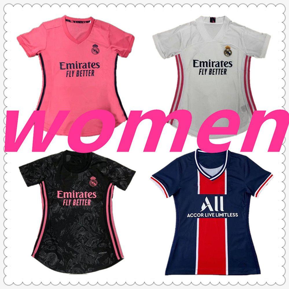 real madrid jerseys womens designer t shirts women clothes dresses 2021 soccer jersey football jerseys maillot de foot camiseta de fútbol