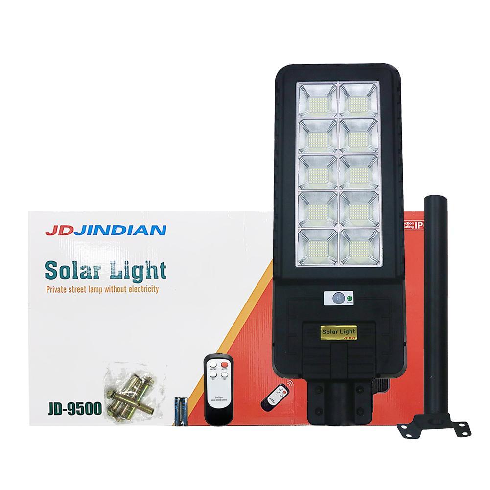 UMLIGHT1688 500W Solar-LED-Straßenleuchte im Freien 30ah 660LEDS Alle in einem Solar-LED-Straßenlicht