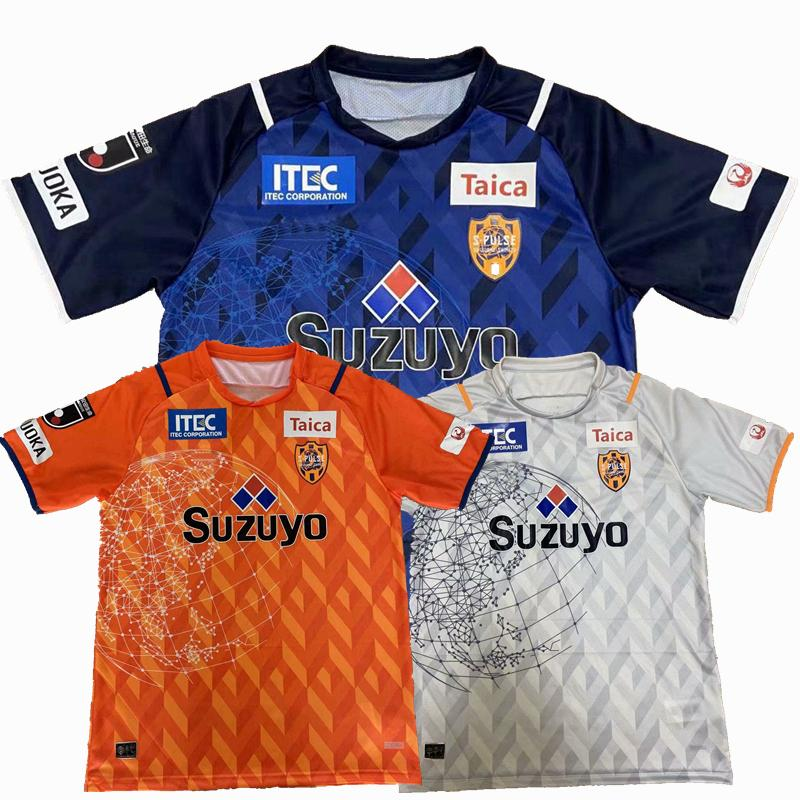 2021 2021 2022 Shimizu S Pulse Soccer Jerseys Home Away 3rd ...