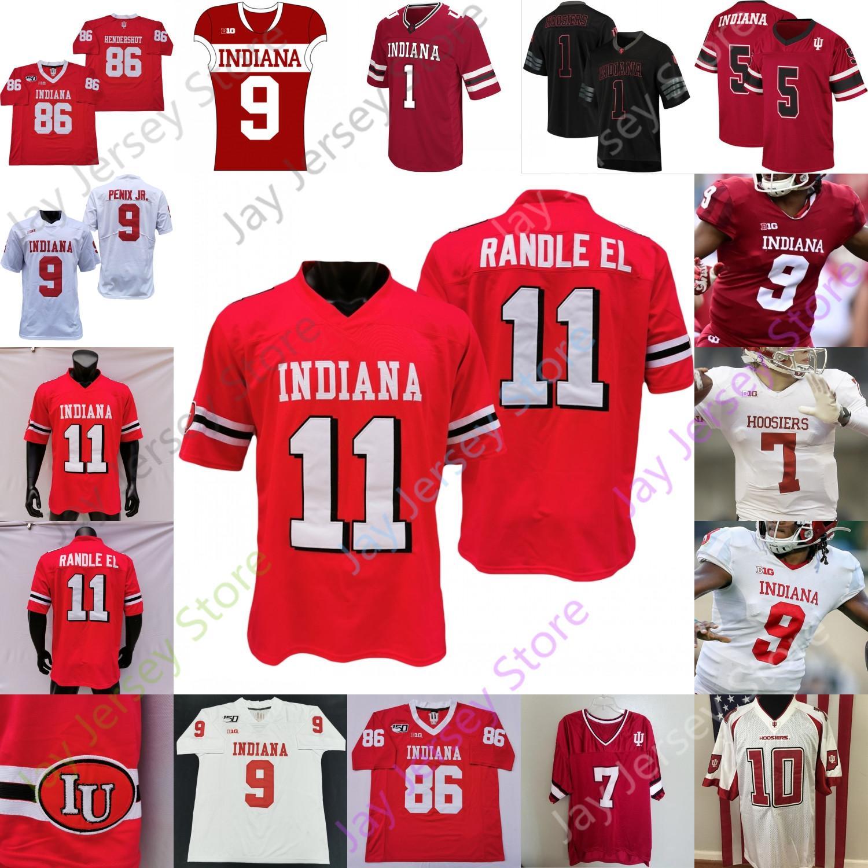 2021 Indiana Hoosiers Football Jersey NCAA College Michael Penix ...