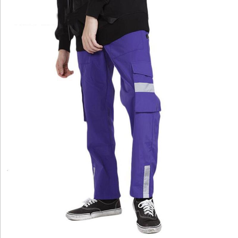 Kargo Pantolon eşleşen Erkek renk Casual Çok Büyük Pantolon Erkekler Outwear pantolon Uzun Pantolon Sportwear Mens Koşucular Cepler Mens