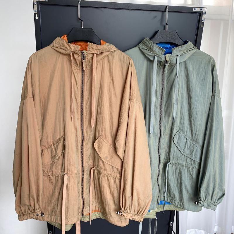 Femmes Veste Nouveau manteau Casual Trenchers en vrac et vestes Femmes