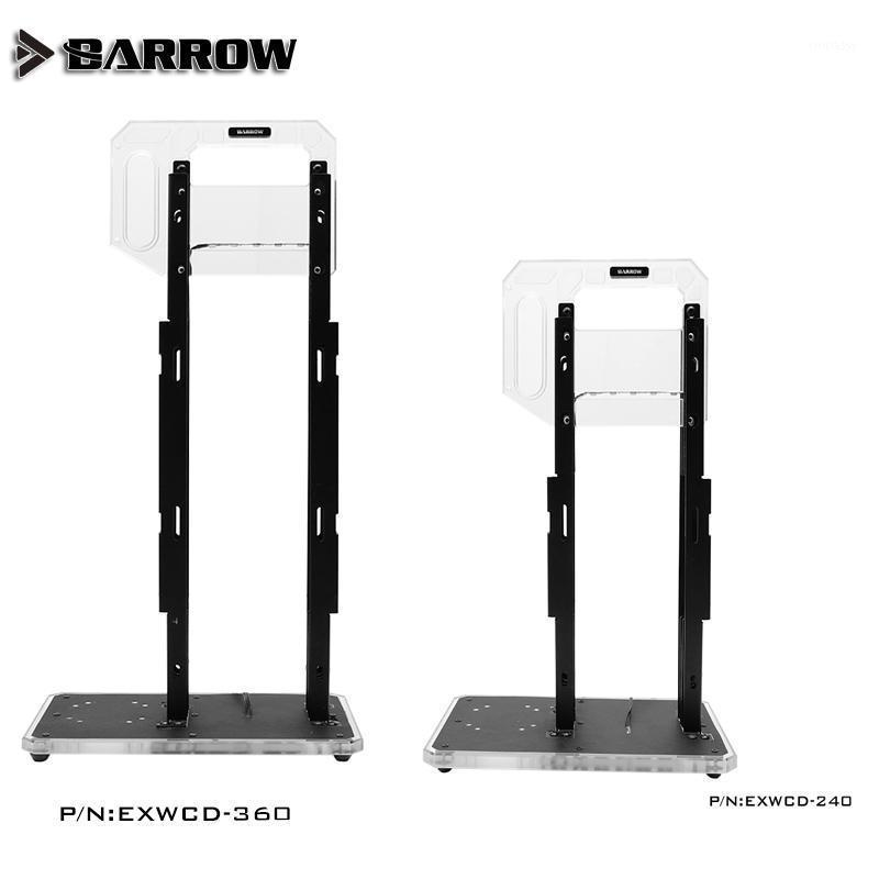 Barrow ITX Case, Laptop, External Water Cooling Bracket Radiator, Refitting External Cooling System EXWCD-240/3601