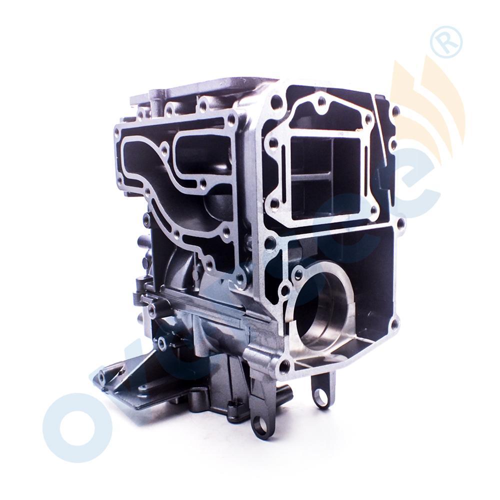 Supervise 63V-cylindre 15100-02-1S partie Assy pour Crankcase Yamaha Parsun Powertec 9.9HP Pièces moteur 15CV hors-bord
