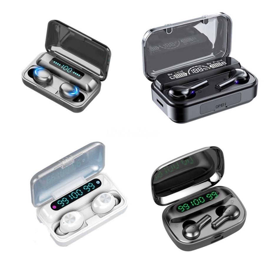 XT11 Kablosuz Bluetooth Kulaklık Spor Kulak BT Stereo Manyetik Kulaklık Kulaklık MIC için Iphone X 8 Samsung Paketi # 324 ile Kulaklık