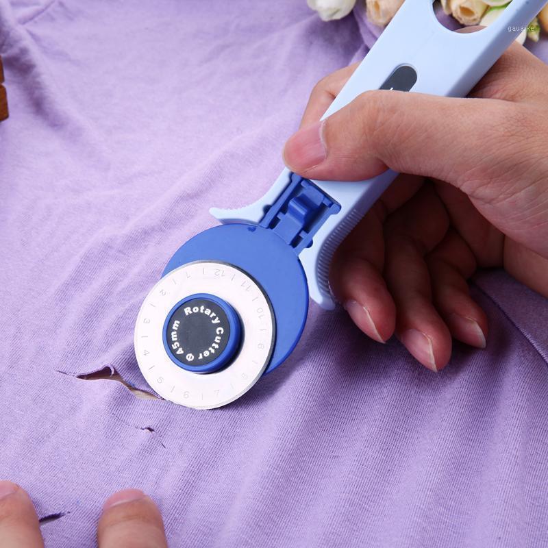 28/45 mm Cutter Rotary Patchwork Rodillo Cortador Rueda Cuchillo Redondo Cuchillo Cuchillo Cuero Telas Artesanía DIY Accesorios de costura1